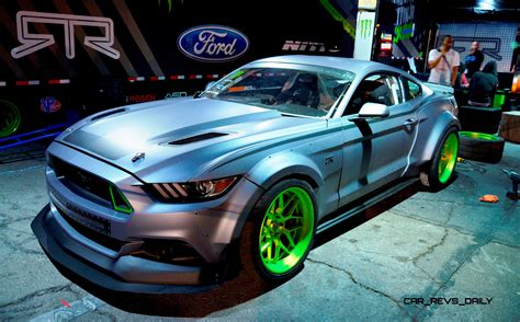 2015 mustang modified 2015 ford mustang rtr spec 5 joins ready to rock custom