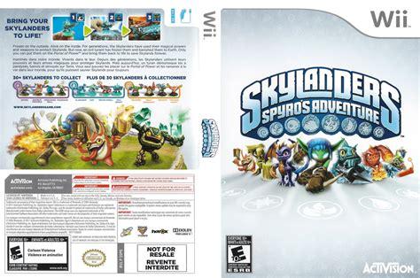 Skylander Spyros Adventures Wii sspe52 skylanders spyro s adventure