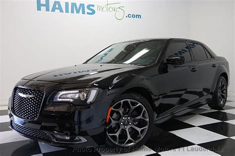 Used Chrysler 300s by 2016 Used Chrysler 300 4dr Sedan 300s Rwd At Haims Motors