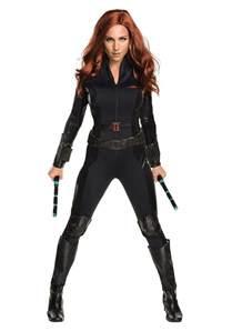 Womens Halloween Costumes Women S Deluxe Civil War Black Widow Costume