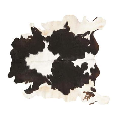 tappeto mucca tappeto mucca nero maisons du monde