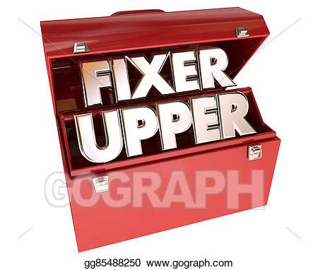 fixer upper logo stock illustrations fixer upper house home repair