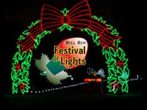 bull run festival of lights bull run festival of lights light winter