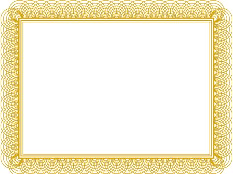 gold certificate border template sunglassesray ban org