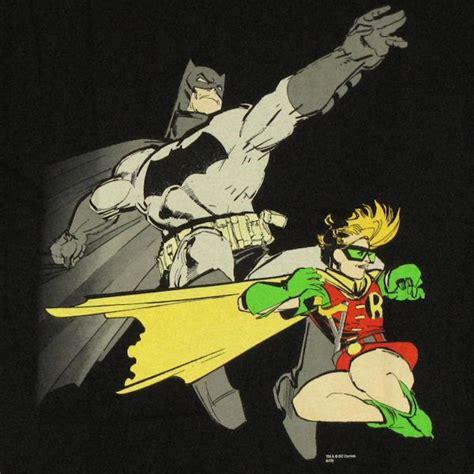 Batman Robin The Dark Knight Returns T Shirt
