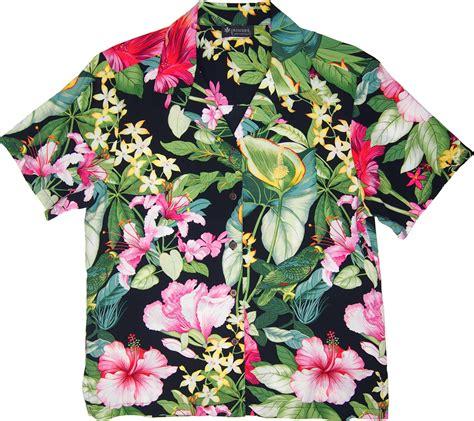 hawaiian shirt flowers womens black hawaiian shirt