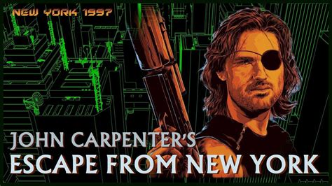 theme music escape from new york cover john carpenter quot escape from new york quot theme ジョン