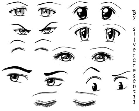 anime eyes blog 2 it s all in the eyes of anime mikeweber90