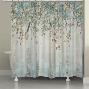 laural home whimsical forest shower curtain walmart