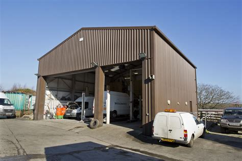 West Garage by West Country Fruit Sales Ltd Marnick Builders