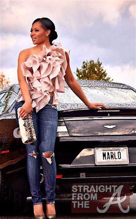 Marlo Atlanta Criminal Record A Zz Marlo Hton Explains How Designer Clothes