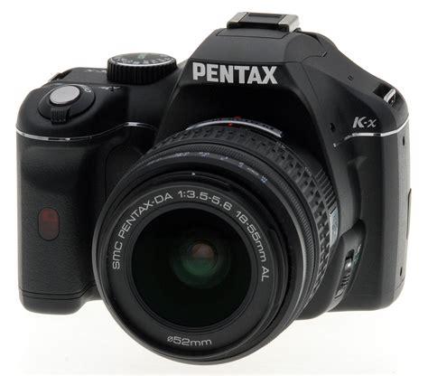 pentax kx pentax k x review