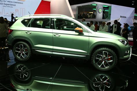 seat ateca new seat ateca x perience concept showcases potential
