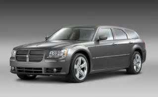 2008 Dodge Magnum Car And Driver