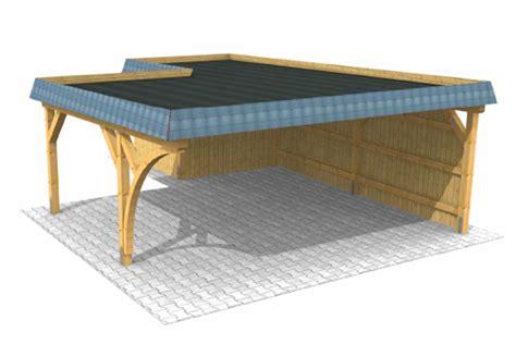 carport flachdach carports