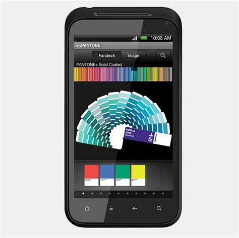my apps android mypantone color app for android devices