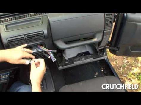 installing  alpine ktp  power pack crutchfield video youtube