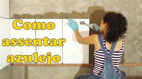 como assentar azulejo em banheiro  paloma cipriano youtube