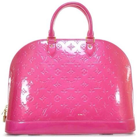 Lv Pink louis vuitton pink alma pink my fave color