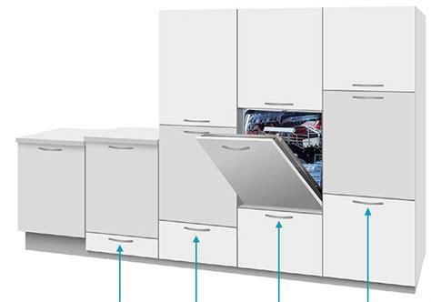 lave vaisselle en hauteur cuisine l ergonomie de votre cuisine mobalpa