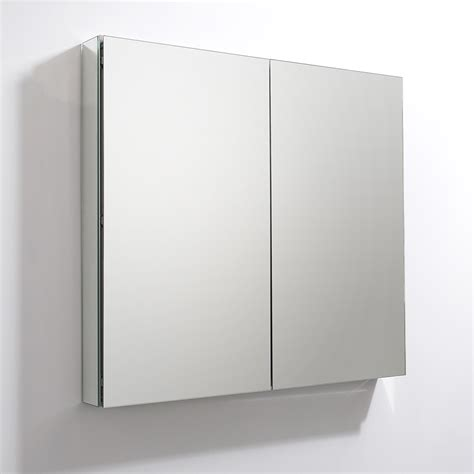 40 inch wide mirror fresca fmc8011 40 inch wide bathroom medicine cabinet with