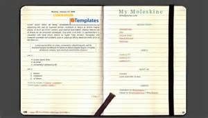 moleskine templates my moleskine template btemplates