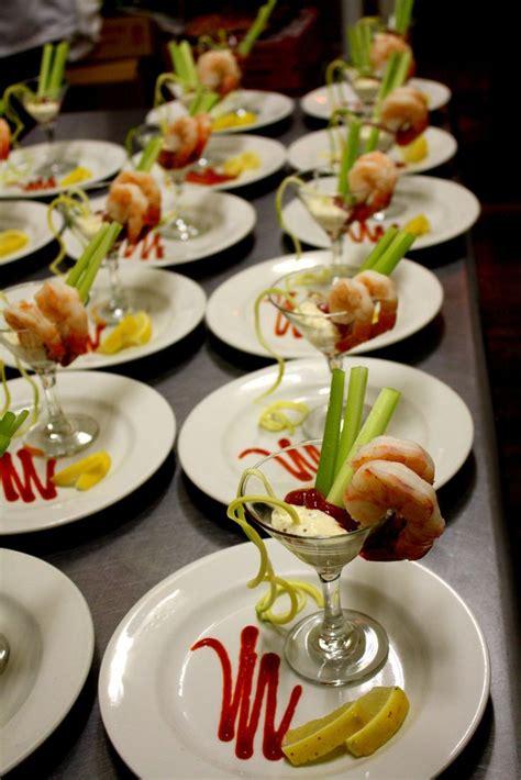 horderves for cocktail shrimp cocktail appetizer sensational chefs