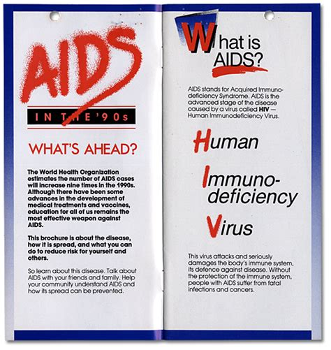 hiv aids brochure related keywords hiv aids brochure