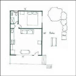 One Bedroom Cottage Floor Plans 1 Bedroom Small Guest Cottage Plans Joy Studio Design
