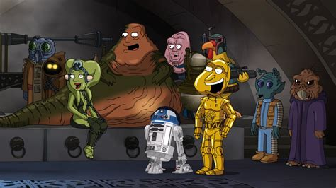 family guy star wars couch family guy it s a trap review doblu com