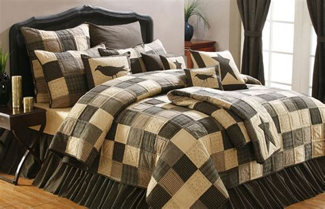 Quilt Style Bedspreads Kettle Grove By Vhc Brands Quilts Beddingsuperstore