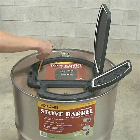 Barrel Stove Door by Lowes Wood Stoves