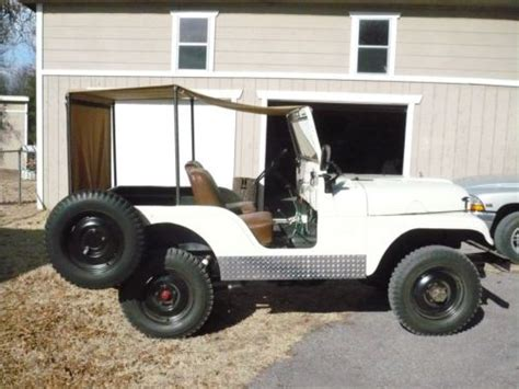 1961 Willys Jeep Parts Sell Used 1961 Willy S Jeep Cj5 In Ringwood Oklahoma