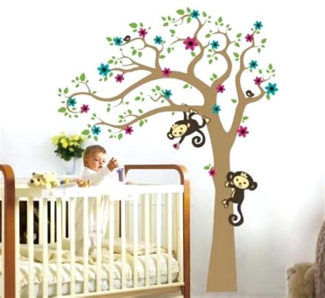 swish girl nursery wall decor kids decor baby girlnursery