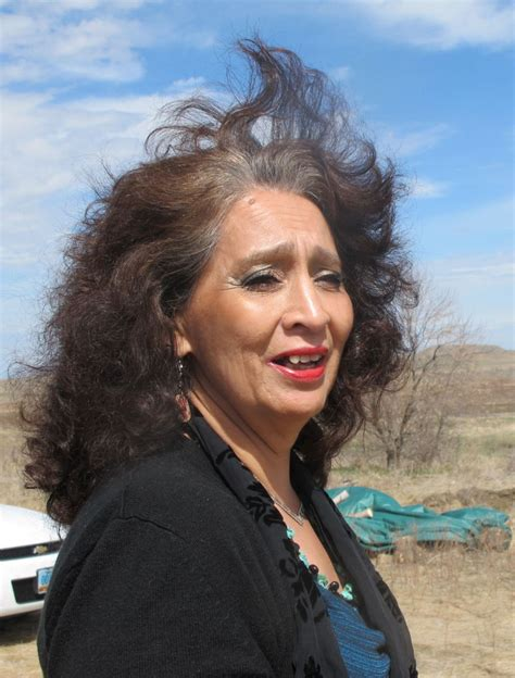 Sacred Stone camp founder to attend UN summit   North ... Ladonna