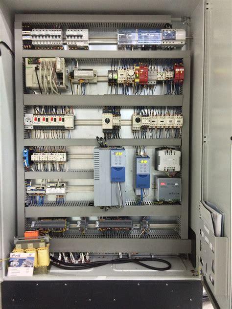 electrotec 187 armoire electrique avec variateurs sk 500e 5