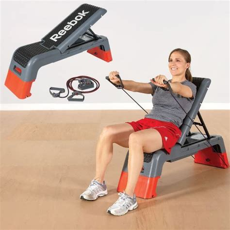 reebok deck bench pin by perform better on perform better products pinterest