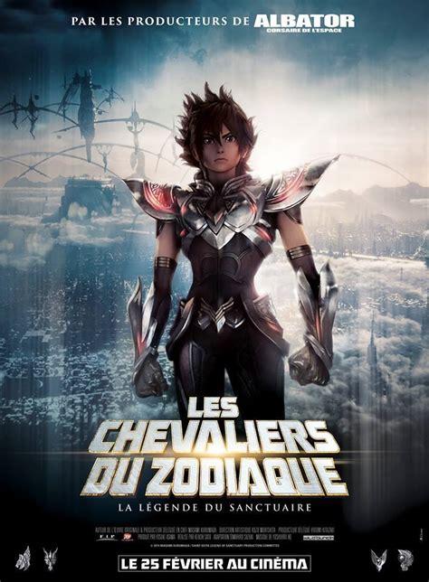 film anime movie terbaik 2015 les chevaliers du zodiaque 2015 3d la bande annonce vf