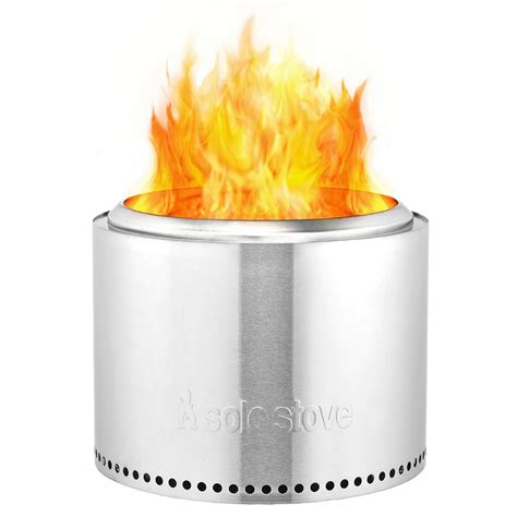 solo stove bonfire       stainless steel