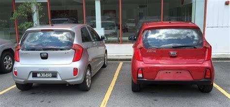 Kia Picanto Malaysia Kia Picanto Facelift Makes A Debut In Malaysia