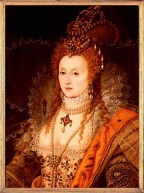 facts about redheads in bed queen elizabeth i timeline timetoast timelines