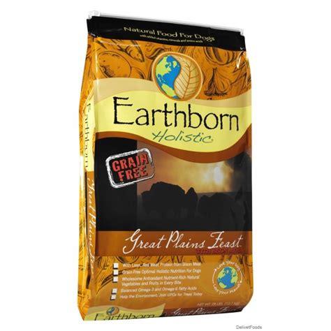 earthborn holistic food earthborn holistic great plains feast grain free food food petflow