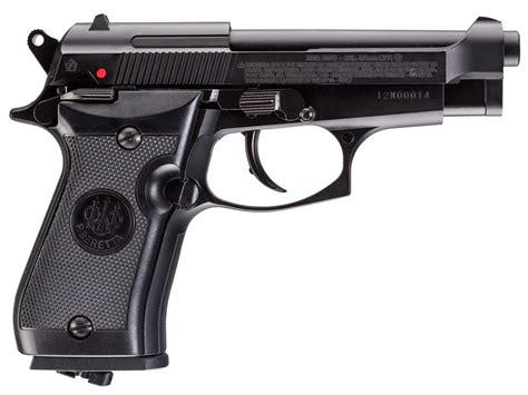 Korek Pistol Baretta Black beretta m84 fs air pistol 177 cal bb black mpn 2253015