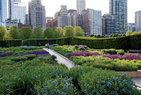 lurie garden chicago magazine