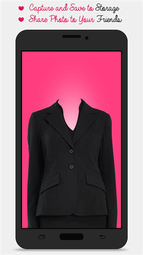 Which Frames Suit My App - jacket suit photo maker android apps on play