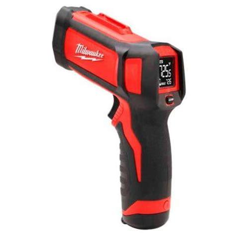 Infrared Thermometer Gun milwaukee laser temp gun infrared thermometer 2266 20