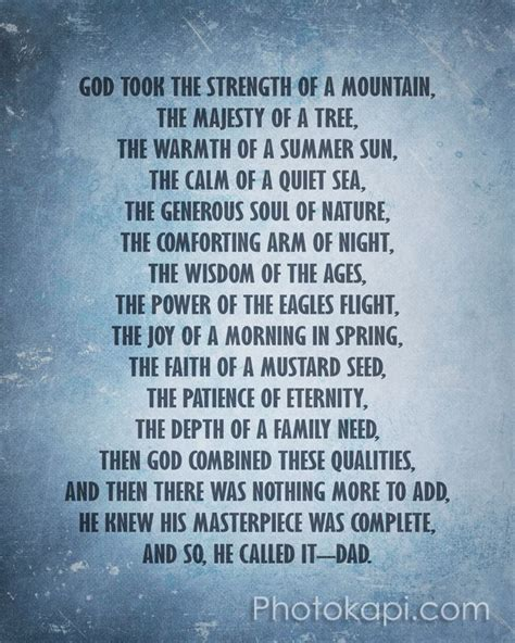 day poem in happy fathers day in heaven poems and quotes being