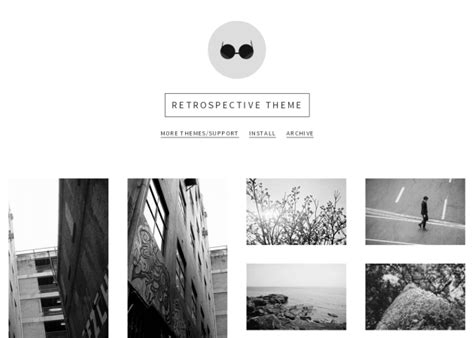 themes for tumblr simple white olle ota themes free tumblr themes