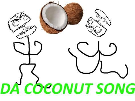 coconut song da coconut song credits jeff lau youtube