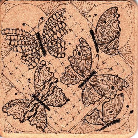 doodle bug lyrics 23 best images about butterfly zentangle on